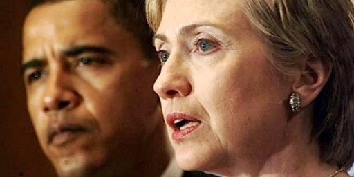 Debunking Yet Another Obama-Clinton Fantasy, Two of Them Actually