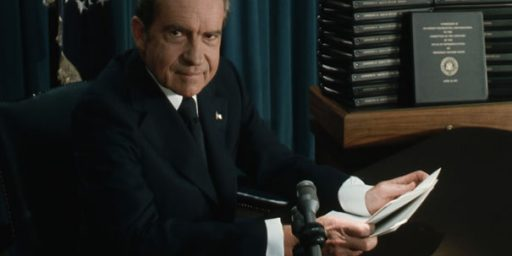 New Tapes Reveal More Nixonian Paranoia