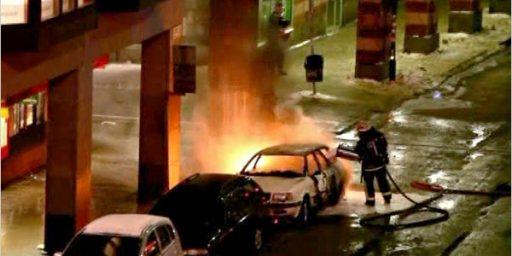 Stockholm Terrorist Attack