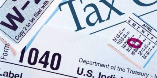 Senate Rejects Democratic Plans On Tax Cut Extension