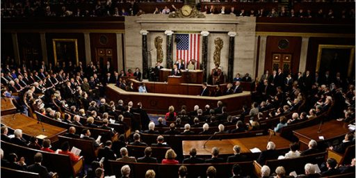 State Of The Union Seating: Phony Theatrics For Pointless Theater
