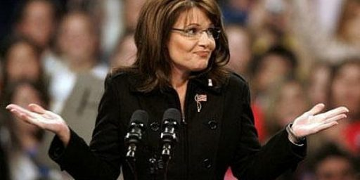 You Can Never Please A Palin Supporter