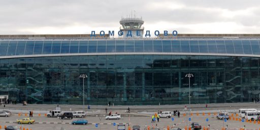 How Did Moscow Bomber Elude Airport Security?