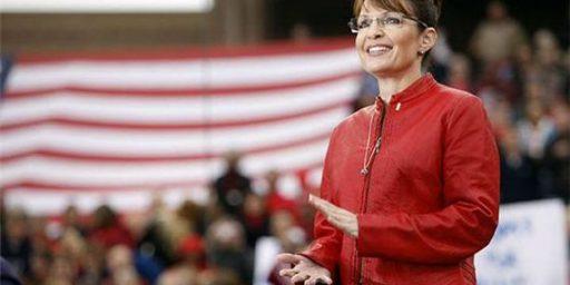 "Sarah Palin Blasts Media For ""Blood Libel"" Against Her Over Arizona Shootings"