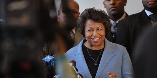 Carol Moseley Braun Next Chicago Mayor?