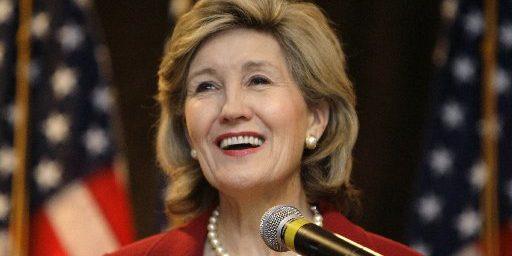 Kay Bailey Hutchinson Not Running in 2012