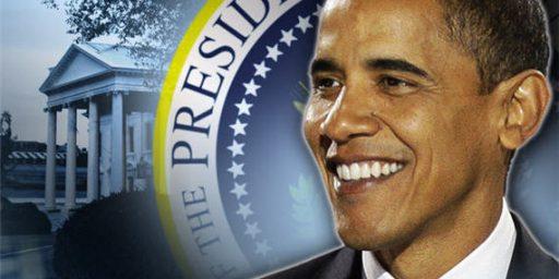 Midterm Grades:  Barack Obama