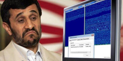 Stuxnet A U.S.-Israeli Joint Effort?