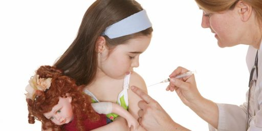 New Study Finds No Link Between Autism And Childhood Vaccination