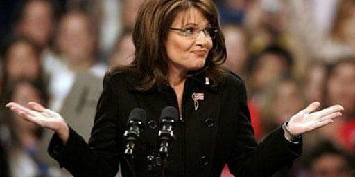 Sarah Palin Turns Down CPAC Keynote Speech Invitation