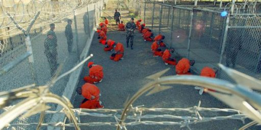 Guantanamo Bay Is Not Going To Close