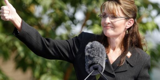 Sarah Palin's Media Paranoia Victimizes An Innocent Reporter