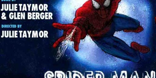 Spider-Man Musical Universally Panned By Critics