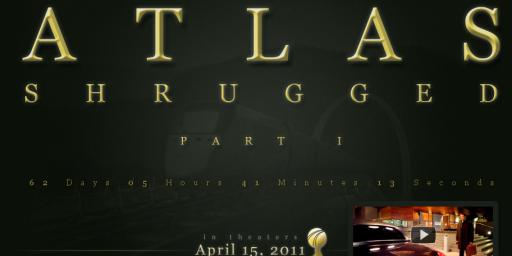 Roger Ebert Reviews <i>Atlas Shrugged</i>