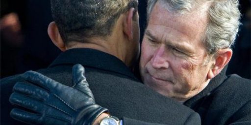 Obama: We Don't Need No Stinkin' Warrants