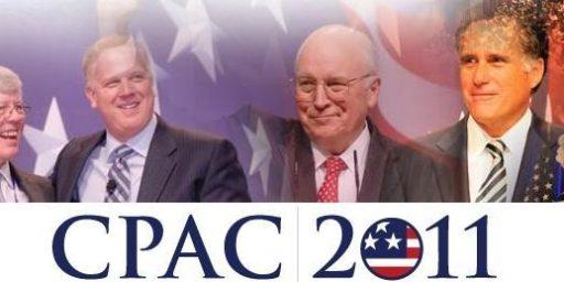 Ron Paul to Win CPAC Straw Poll Again!