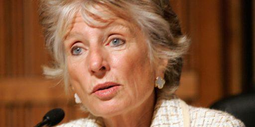 Jane Harman Leaving Congress for Wilson Center Presidency