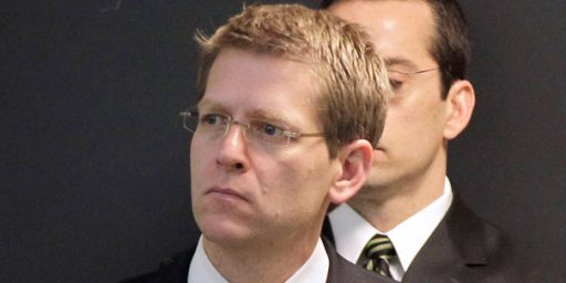 Jay Carney Paid $270,000 By TIME While Working For Biden