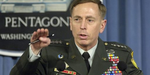David Petraeus Pleads Guilty To Sharing Classified Information