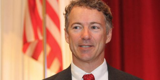 Rand Paul Is Right: End Welfare To Israel, And The Rest Of The World