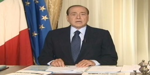 Berlusconi Expelled From Italian Senate