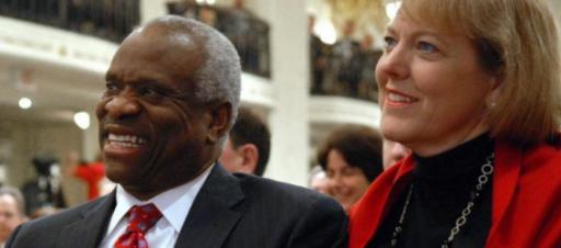 Virginia Thomas Now Lobbying Members Of Congress, So What?