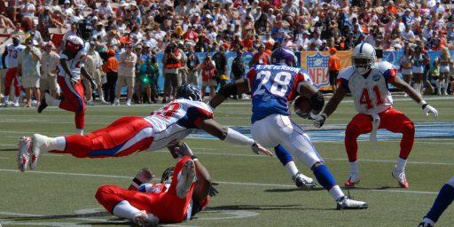 "Vikings Adrian Peterson: NFL Is ""Modern-Day Slavery"""