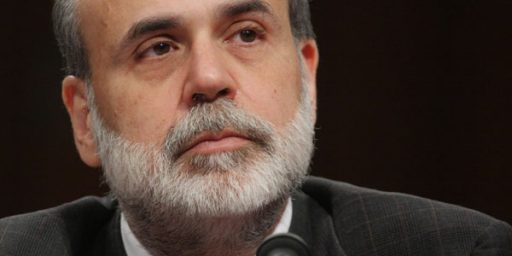 Bernanke Likely Leaving Federal Reserve In 2014