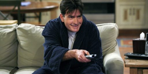 Charlie Sheen Fired from 'Two and a Half Men'
