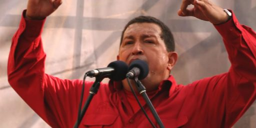 Reaping the Harvest of the Failure to Institutionalize: Venezuela and Chavez
