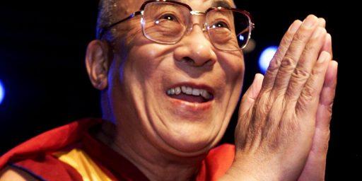 Dalai Lama Stepping Down