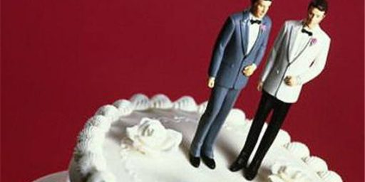 Public Acceptance Of Same-Sex Marriage At All-Time High