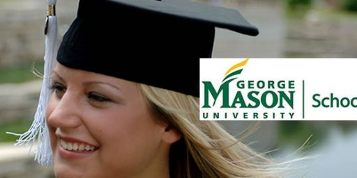 GMU Law Students Protest Graduation Gowns
