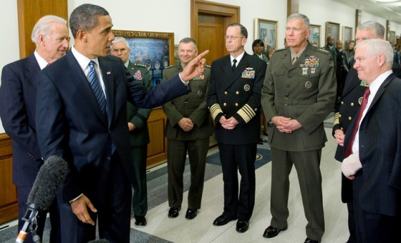 Military Leadership Too White and Male?