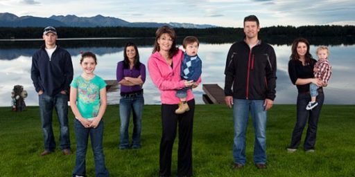Sarah Palin Takes Heat From Conservatives Over Reality Show Subsidy