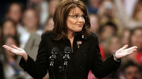 Sarah Palin's Pledge To Stop Whining Lasts One Day