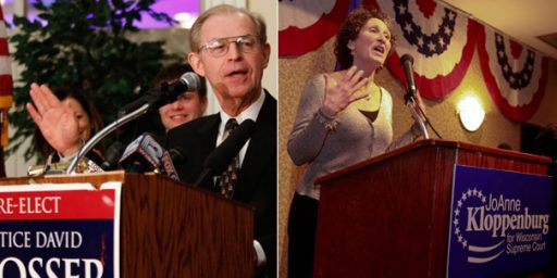 Prosser Regains Lead As Wisconsin Supreme Court Vote Counting Continues