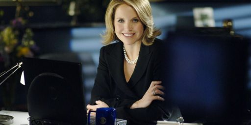Katie Couric Reportedly Leaving CBS Evening News