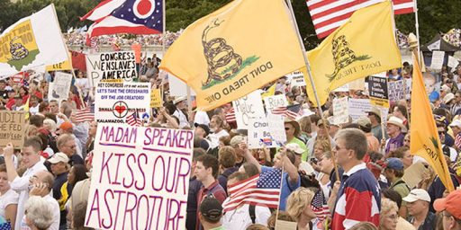 The Tea Party's Utopianism Is Making It Irrelevant