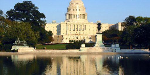 Government Shutdown Now Seems Inevitable