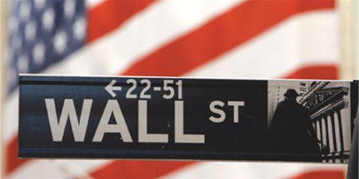 "Standard & Poor's Lowers U.S. Public Debt Outlook To ""Negative"""