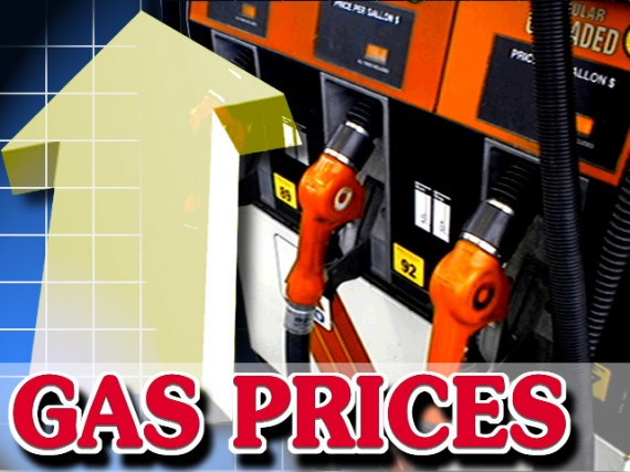 High Gas Prices Hurting Obama