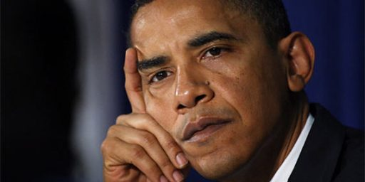 Obama's Approval Numbers Down, But He Still Leads All GOP Rivals