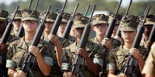 Women in Combat: Changing Rules for the Wrong Reasons?