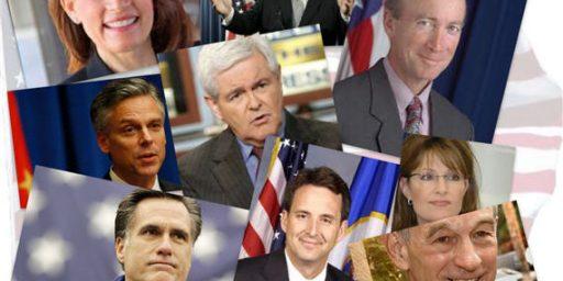 Why 2012 Republican Field is So Weak
