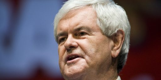 Time For A Gingrich Boomlet?