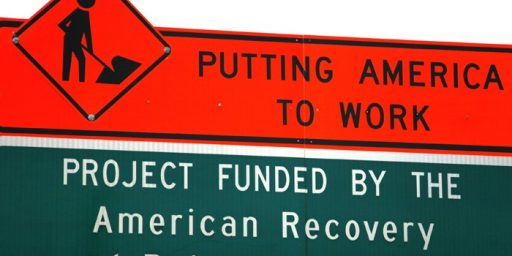 Study: Obama Stimulus Destroyed Million Private Sector Jobs