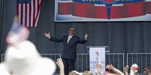 Top Iowa Staffers For Herman Cain Quit