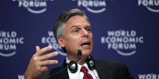 Will Jon Huntsman Get A Second Look, Or Even A First, From Conservatives?
