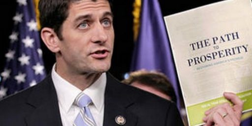 Will One Election Decide The Fate Of The Ryan Plan?